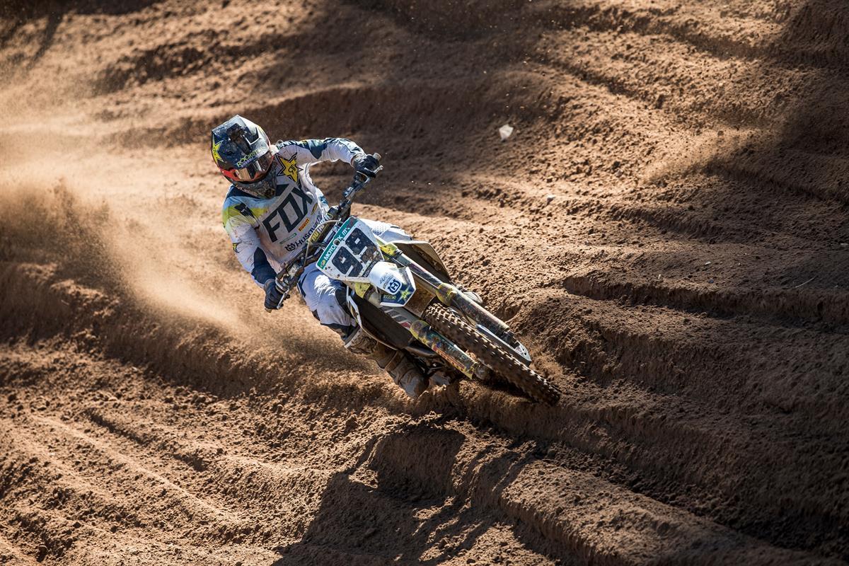 Max Anstie – Rockstar Energy Husqvarna Factory Racing - MXGP of Latvia