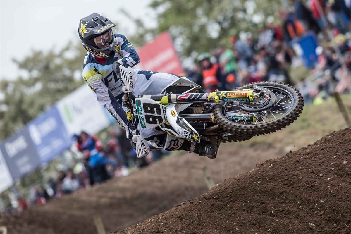 Max Anstie – Rockstar Energy Husqvarna Factory Racing - MXGP