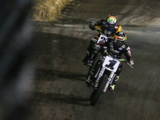 Mees Fends Off Carver in Calistoga Classic