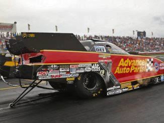 NHRA Funny Car Courtney Force -Southern Nationals