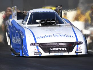 NHRA Funny Car Tommy Johnson Jr.