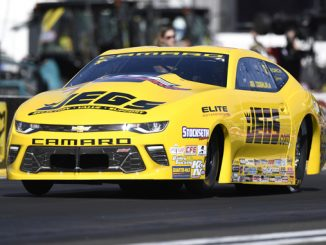 NHRA Pro Stock Jeg Coughlin Jr. - action
