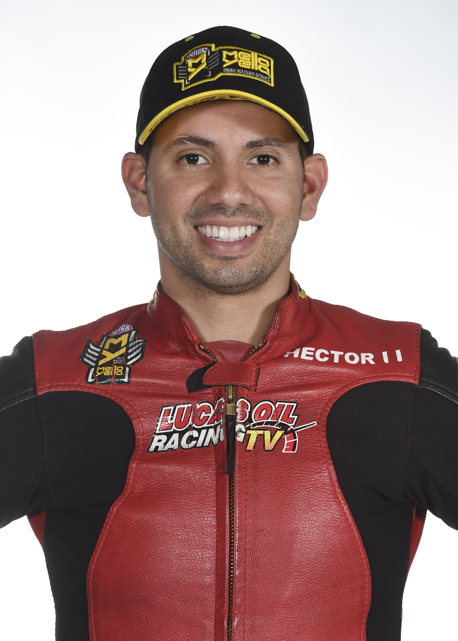 NHRA Pro Stock Motorcycle Hector Arana Jr.