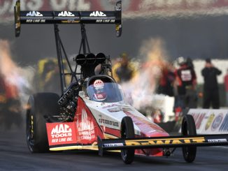 NHRA Top Fuel Doug Kalitta - action