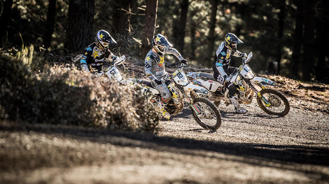 Rockstar Energy Husqvarna Factory Racing all-set for thrilling World Enduro Super Series season