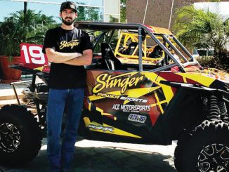 Stinger Electronics partnership sponsor of NIX Motorsports