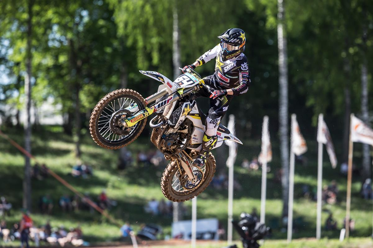 Thomas Covington – Rockstar Energy Husqvarna Factory Racing - MXGP of Latvia