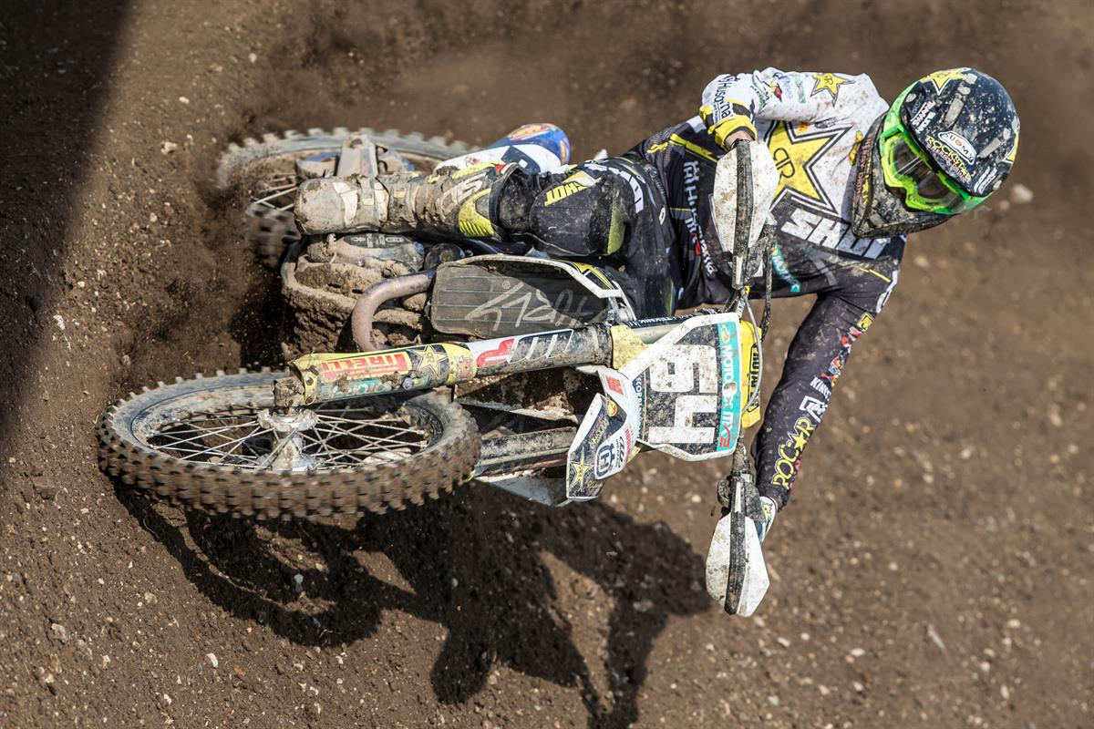 Thomas Covington – Rockstar Energy Husqvarna Factory Racing - MXGP