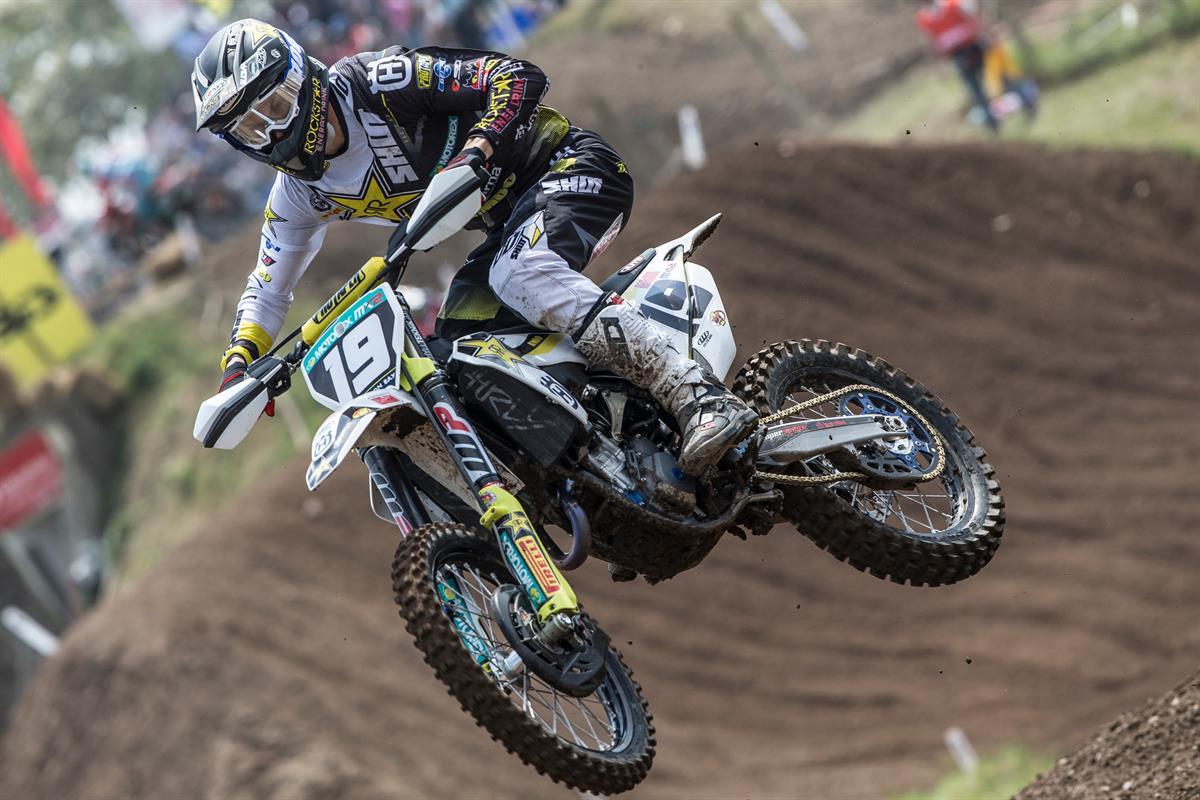 Thomas Kjer-Olsen – Rockstar Energy Husqvarna Factory Racing - MXGP