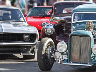 MOTORin' - NEW Mobile App Dedicated to Automotive Events