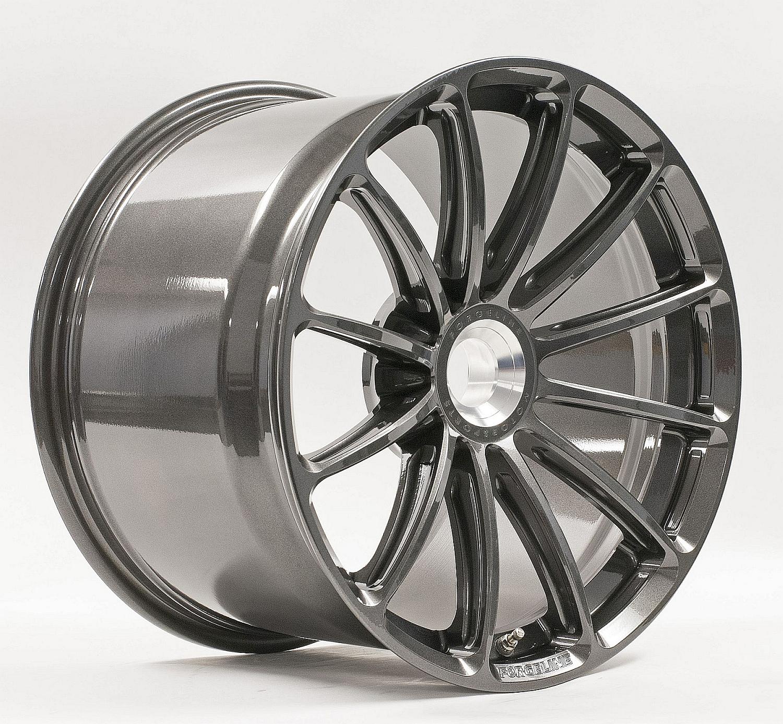 Forgeline Wheels GTD1 Graphite