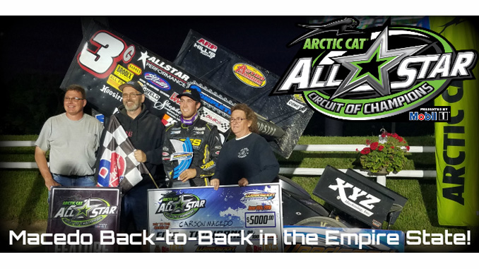 Arctic Cat All Star Circuit of Champions - Carson Macedo goes back-to-back in the Empire State