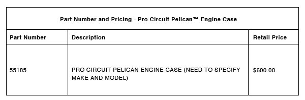 Pro Circuit - Part-Number-Pricing-R-1