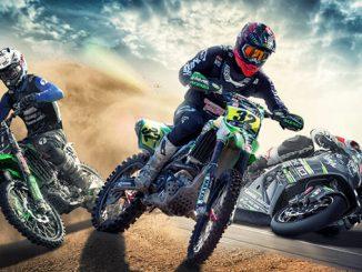 Kawasaki race Contingency Program