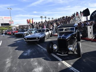 SEMA BATTLE OF THE BUILDERS COMPETITION