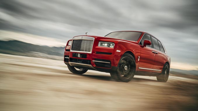 EFFORTLESS EVERYWHERE- THE ROLLS-ROYCE CULLINAN