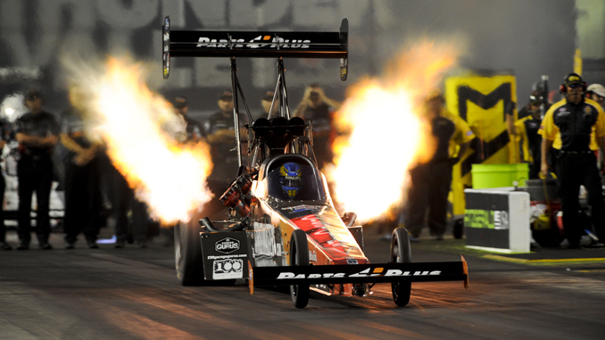 Clay Millican - Top Fule - Friday - Thunder Valley Nationals