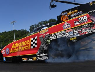 No.1 Qualifier - Courtney Force - Funny Car - Thunder Valley Nationals