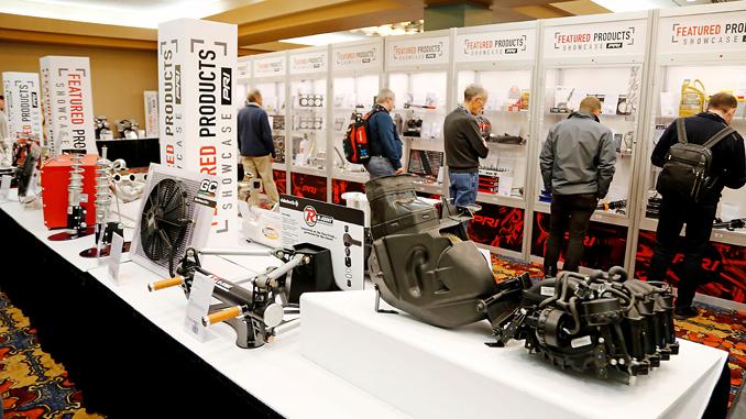 PRI Featured Products Showcase