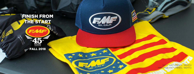 FMF Fall 2018 Apparel