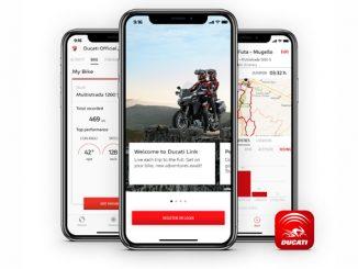 New Ducati Link App