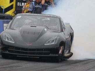 Rick Hord leads Pro Mod - Summit Racing Equipment NHRA Nationals