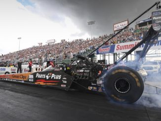 NHRA Top Fuel Clay Millican-Saturday-Norwalk - No.1 Qualifying Positions