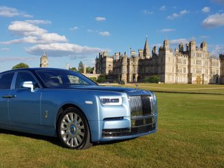 Rolls-Royce Motor Cars Celebrates Largest Gathering of Rolls-Royce in the World