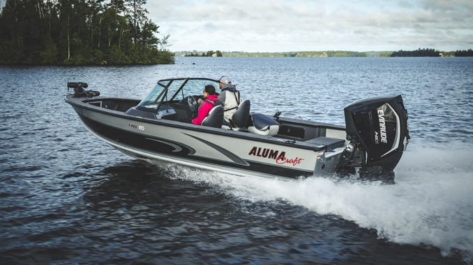 BRP ACQUIRES ALUMACRAFT AND CREATES A NEW MARINE GROUP