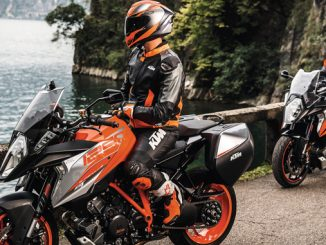 DEMO RIDES - 2018 KTM 1290 Super Duke GT. Photo courtesy of KTM