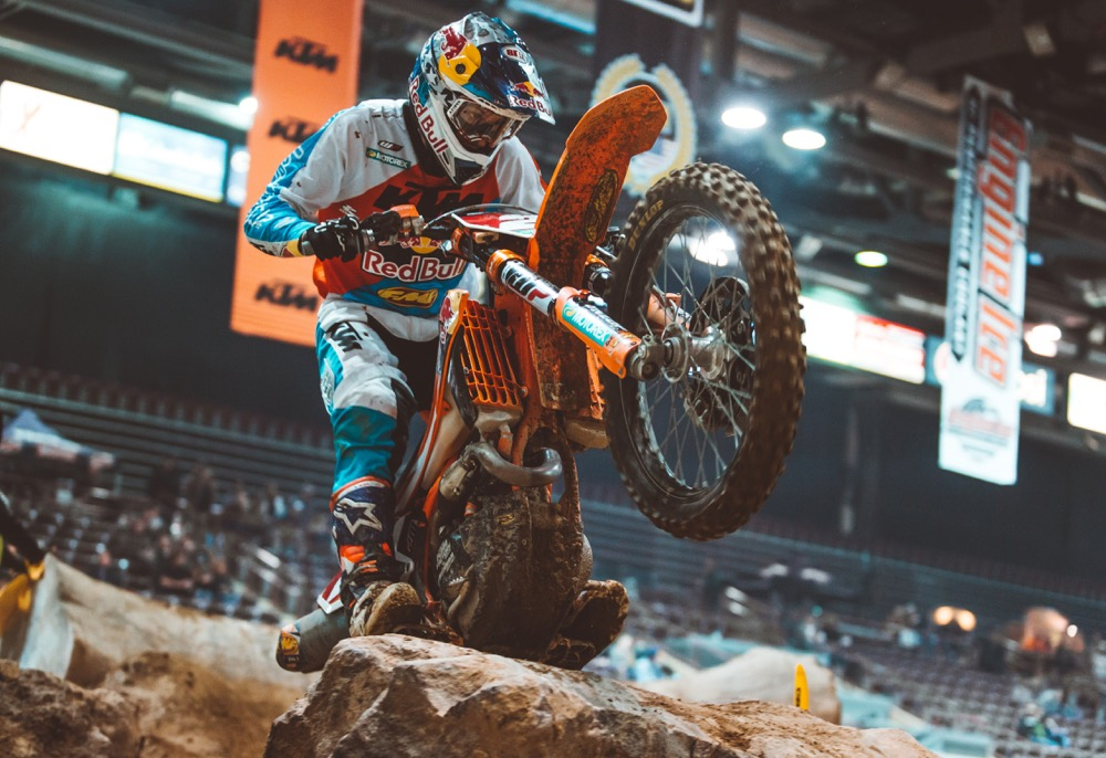 Super EnduroCross - The No Joke lane proved to be a fan favorite in 2017 and for 2018
