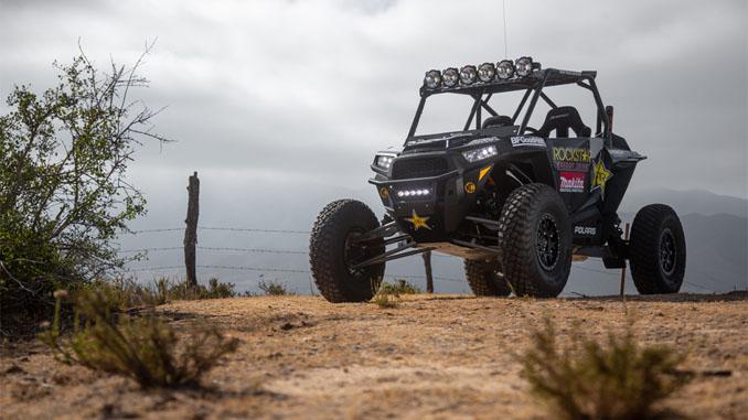 UTVUnderground - Feature Vehicle: Rob MacCachren's Polaris RZR
