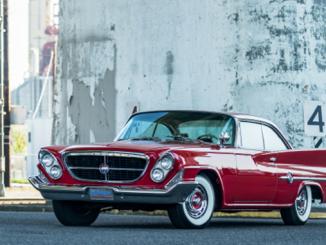 1961 Chrysler 300G 413 CI Factory Air (Lot S43) - Mecum Auction