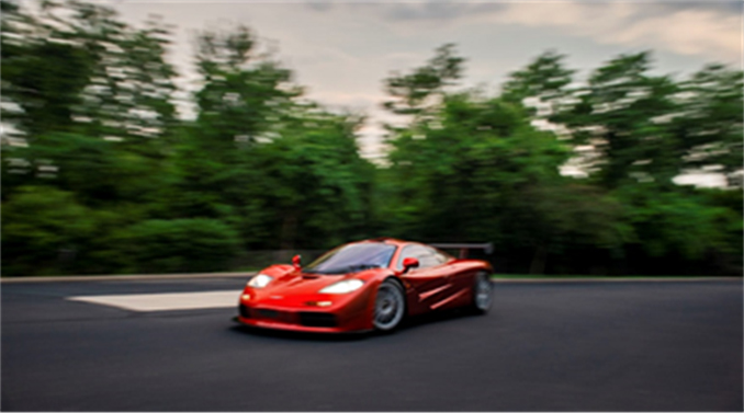"""Private Sales - 1998 McLaren F1 """"LM-Specification"""" by Darin Schnabel © 2018 Courtesy of RM Sotheby's"""
