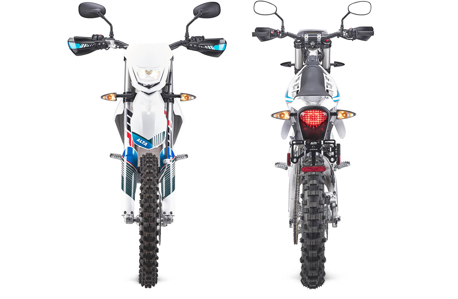 2019 Alta Motors Redshift EXR