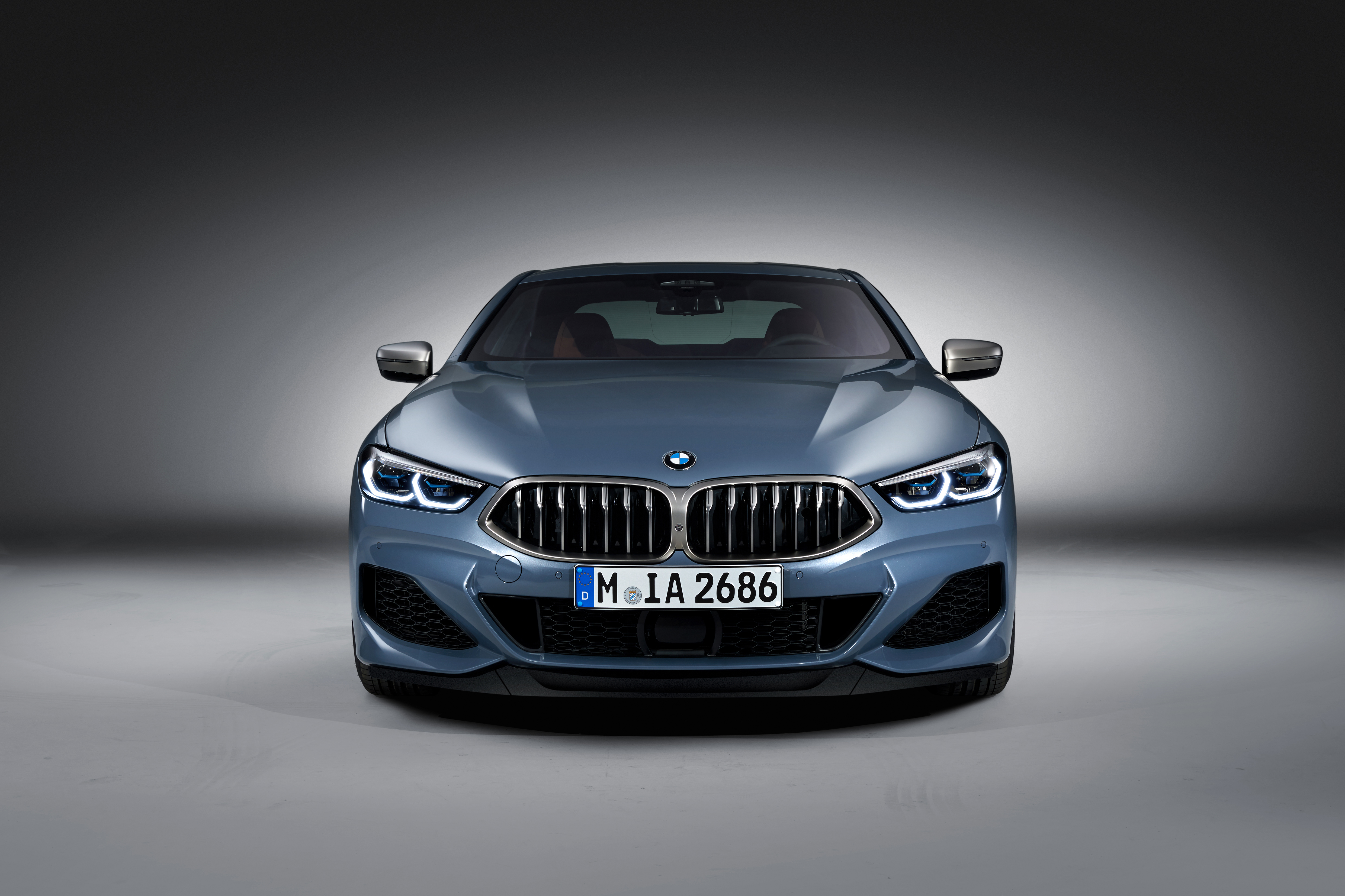The All-New 2019 BMW 8 Series Coupe - Motor Sports Newswire