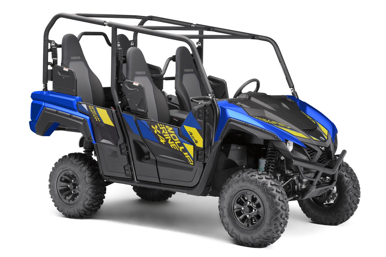 2019 Yamaha Wolverine X4 SE