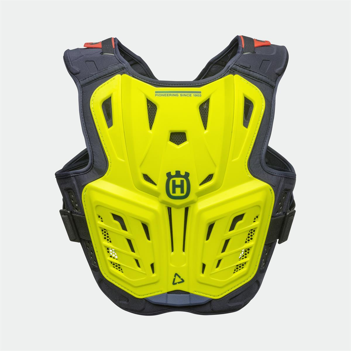 Husqvarna Motorcycles - 2019 Functional Clothing Kids Collection - 4.5 KIDS CHEST PROTECTOR