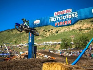 51FIFTY Energy Drink Yamaha Team - Kyle Chisholm out rest of 2018 Pro MX Championship