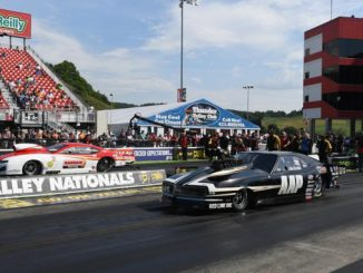 Albalooshi Secures First Pro Mod Victory at Thunder Valley Nationals