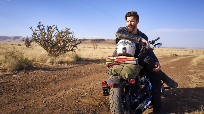American Crew and Harley-Davidson Come Together