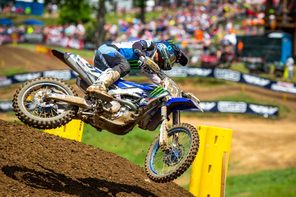 Barcia earned his best result of the season in second