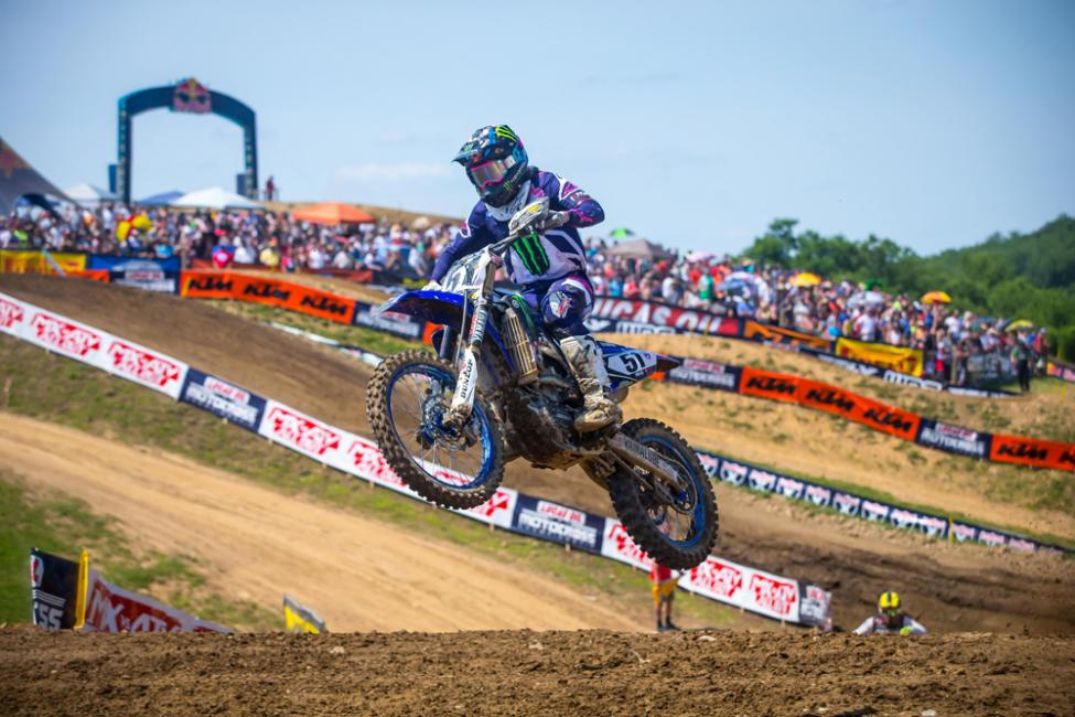 Barcia earned his second overall podium result of the season. - High Point National
