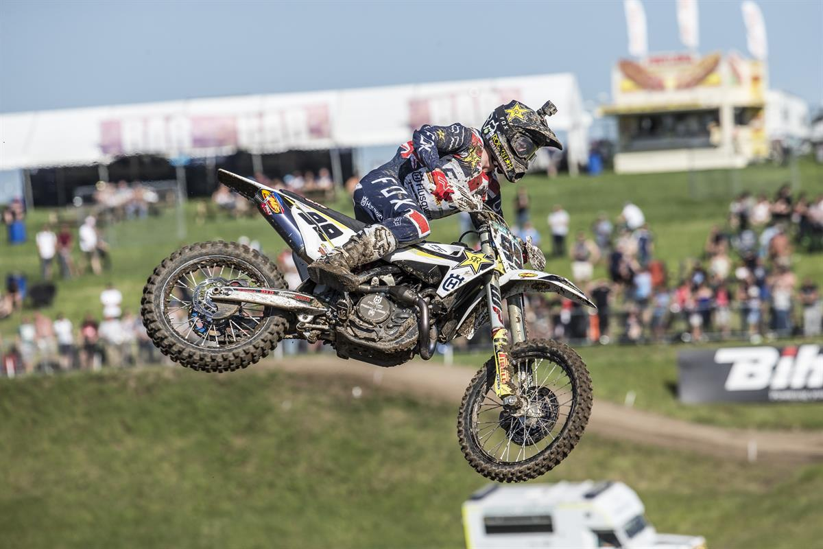 British GP - Max Anstie – Rockstar Energy Husqvarna Factory Racing