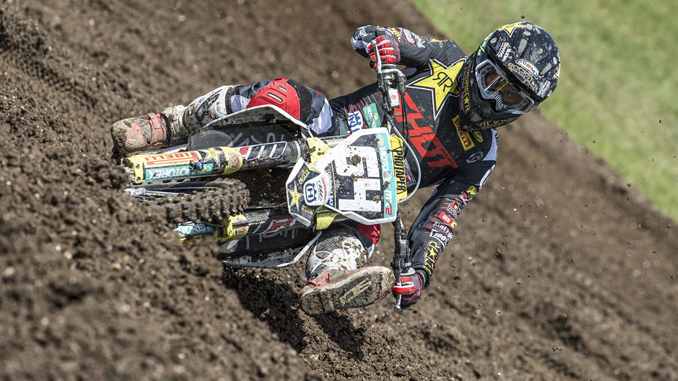British GP - Thomas Covington – Rockstar Energy Husqvarna Factory Racing