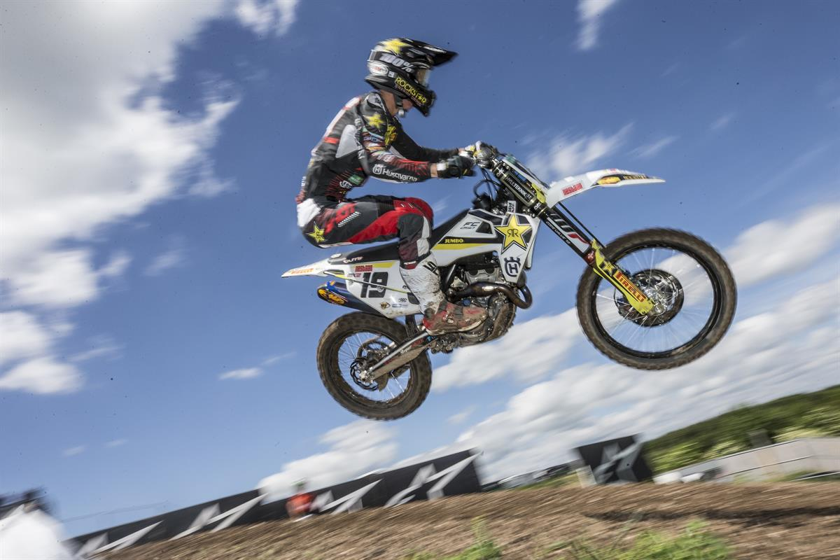 British GP - Thomas Kjer-Olsen – Rockstar Energy Husqvarna Factory Racing