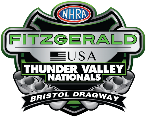 NHRA FITZGERALD USA Thunder Valley Nationals