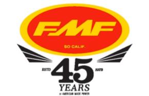 FMF 45 Years logo