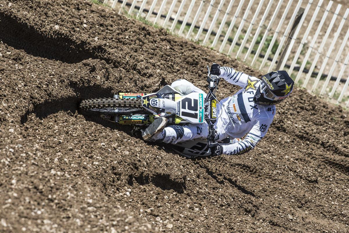 Gautier Paulin – Rockstar Energy Husqvarna Factory Racing - France