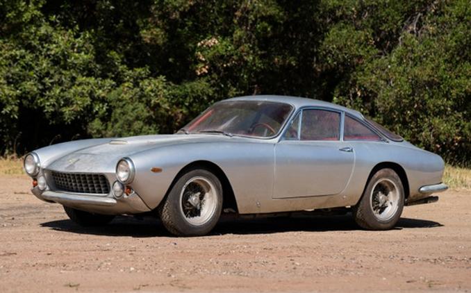 Gooding & Company - Pebble Beach - 1964 Ferrari 250 GT Lusso